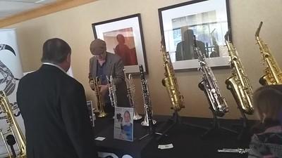 Sax table