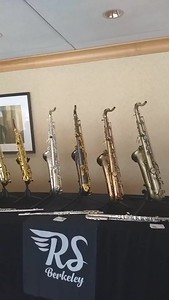 Sax Table two