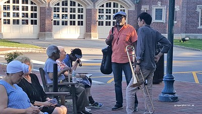20170705 South Orange Farmers Market Jazz Jam 0239
