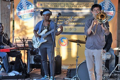 20170705 South Orange Farmers Market Jazz Jam 0242