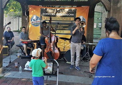 20170705 South Orange Farmers Market Jazz Jam 0206