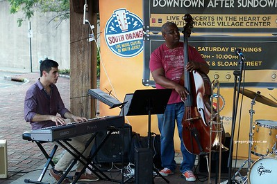 20170719 South Orange Farmers Jam Peter Lin Trio  254