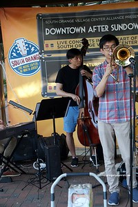 20170719 South Orange Farmers Jam Peter Lin Trio  210
