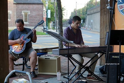 20170719 South Orange Farmers Jam Peter Lin Trio  266