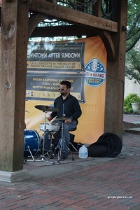 20170726  South Orange Farmers Jam Peter Lin Trio  212