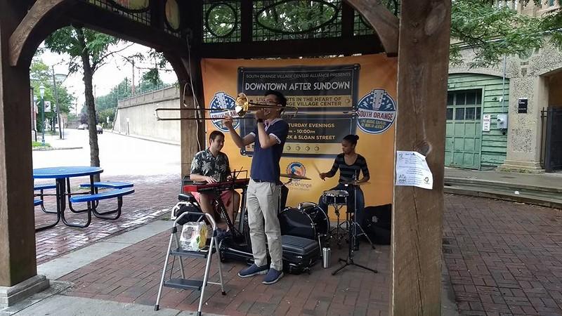 South-Orange-Farmers-Market-Jazz-Jam Live Rain Out 1 hour