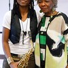 20170405 Jazzy Saxophonist LaKecia Benjamin Band WBGO  38 YR -061