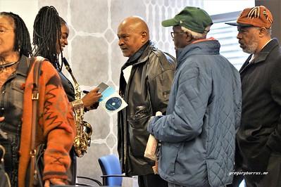 20170405 Jazzy Saxophonist LaKecia Benjamin Band WBGO  38 YR -057