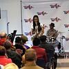 20170405 Jazzy Saxophonist LaKecia Benjamin Band WBGO  38 YR -06256