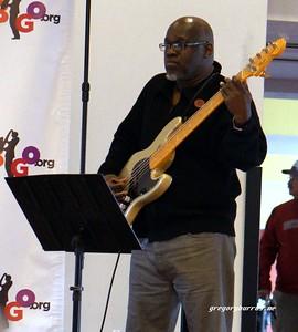 20170405 Jazzy Saxophonist LaKecia Benjamin Band WBGO  38 YR -054