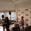 Your Face Saxophonist LaKecia Benjamin Band WBGO  38 YR - 2 Gateway Center   20170405_124128