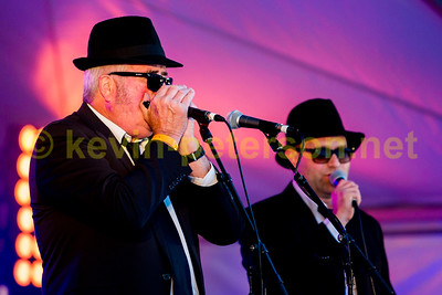 Blues Brothers Wangaratta Jazz Fest 2016