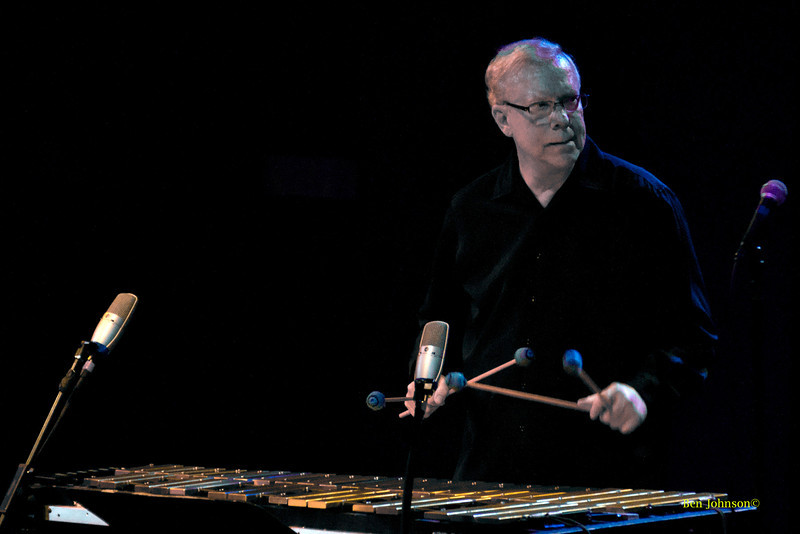 Gary Burton photo - appearing at World Cafe Live in Philadelphia, PA on Septemer 25, 2011