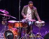 Gergory Porter performing in The Jazz Room at William Patterson University October 27, 2013
