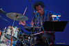 Aaron Scott Photo - performing with The Billy Harper Quintet at The Montgomery County Community College in Blue Bell PA, on October 15, 2011