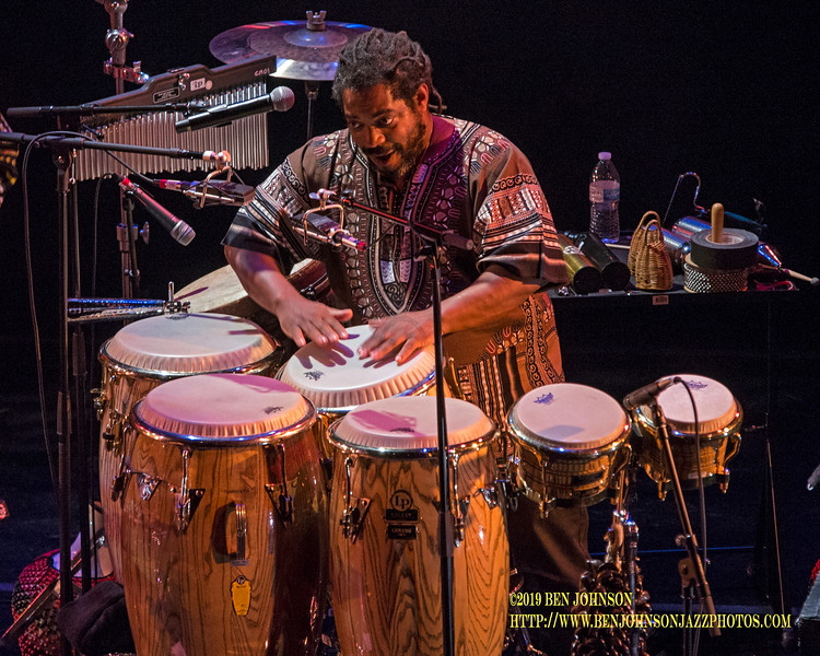 Pianist Chucho Valdes Deemed As the most influential figure in modern Afro-Cuban Jazz over the last 50 years, Performing At The Montgomery County Community College In Blue Belll, PA, October 13, 2019
