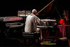 Omar Sosa and his Afri-Electric Sextet performing at Montgomery County Community College part of the Jazz Cubano series