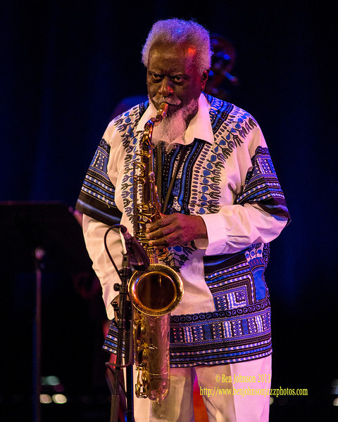 Pharoah Sanders Performs at Montgomery County Community College