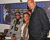 Randy Weston Helen Haynes and author Willard Jenkins photo