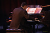 Donald Vega Photo with The Ron Carter Trio - Montgomery County Community College in Blue Bell Pennsylvania performing November 18, 2012, Donald Vega - piano, Russel Malone - Guitar, Ron Carter - Bass