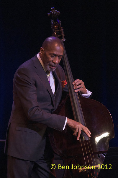 The Ron Carter Trio - Montgomery County Community College in Blue Bell Pennsylvania performing November 18, 2012, Donald Vega - piano, Russel Malone - Guitar, Ron Carter - Bass