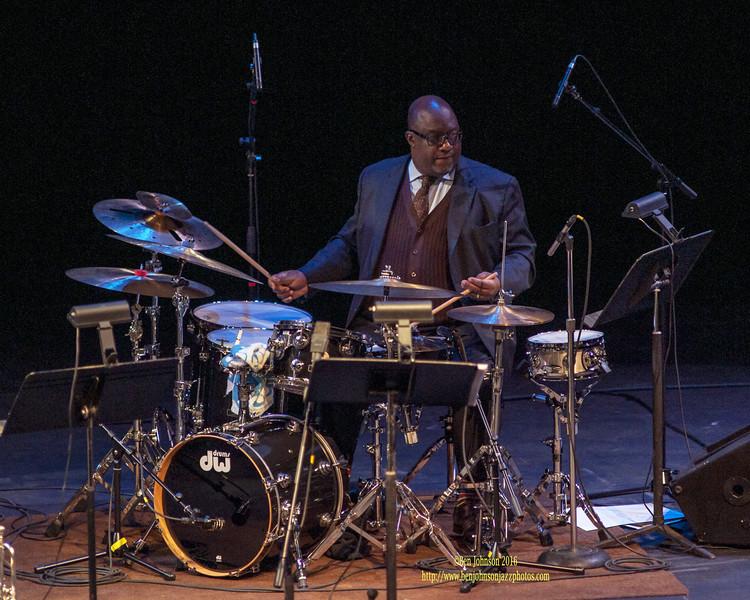 Mack Avenue SuperBand Performing in Philadelphia January 2016