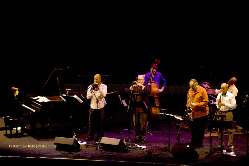 The SF Jazz Collective Photo at Zellerbach Theater, Philadelphia March 5, 2009
