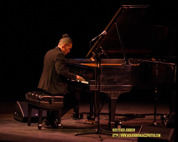 The T.S. Monk Sextet Performing In Philadelphia