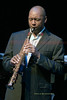 Branford Marsalis performing at the Zellerbach Theater, at The Annenburg Center for the Arts in Philaldelphia, PA, April 5, 2009