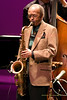JimmyHeath performing at The Gordon Theater on The Rutgers Camden Campus, May 8, 2009