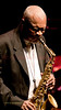 Bobby Watson performing at The Kimmel Center in Philadelpia in a tribute to John Coltrane and Cannonball Adderly 'A Kind of Blue Turns 50'