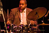 Eric Kennedy performing with Bobby Watson at The Kimmel Center in Philadelpia in a tribute to John Coltrane and Cannonball Adderly 'A Kind of Blue Turns 50'