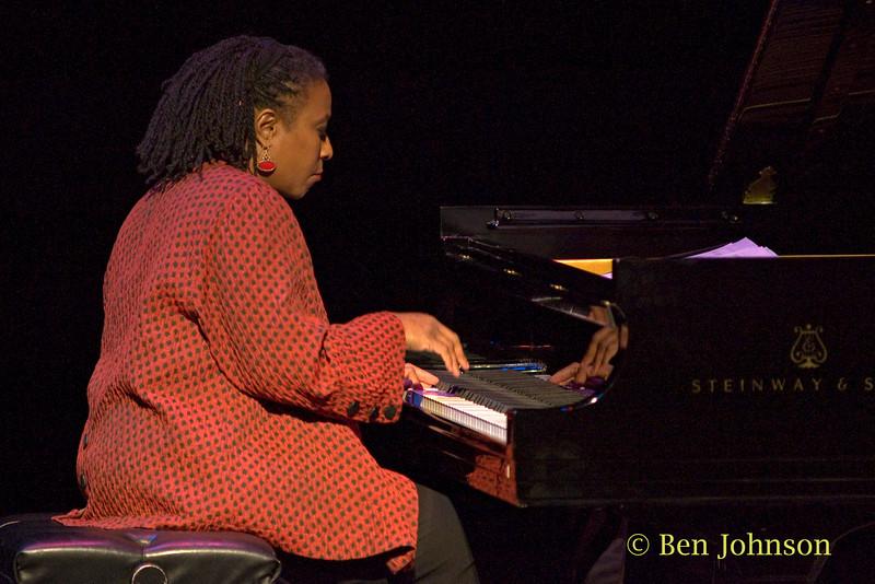 Geri Allen Photo - The Geri Allen Quartet performing a tribute to Thelonious Monk at The Kimmel Center in Philadelphia, PA December 4, 2010