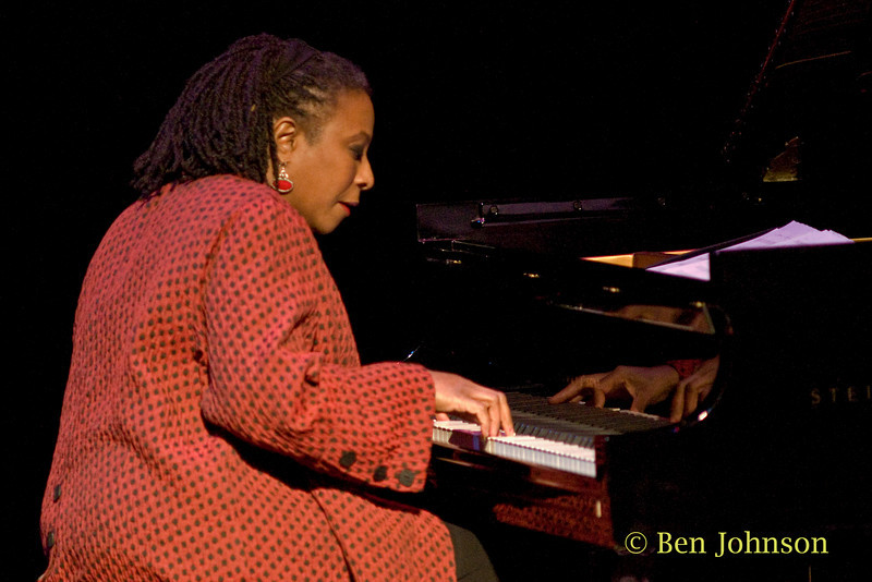 Geri Allen Photo - The Geri Allen Quartet performing a tribute to Thelonious Monk at The Kimmel Center in Philadelphia, PA December 4, 2010