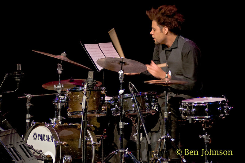 Kassa Overall Photo - The Geri Allen Quartet performing a tribute to Thelonious Monk at The Kimmel Center in Philadelphia, PA December 4, 2010