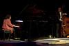 Geri Allen Photo and Kenny Davis Photo - The Geri Allen Quartet performing a tribute to Thelonious Monk at The Kimmel Center in Philadelphia, PA December 4, 2010