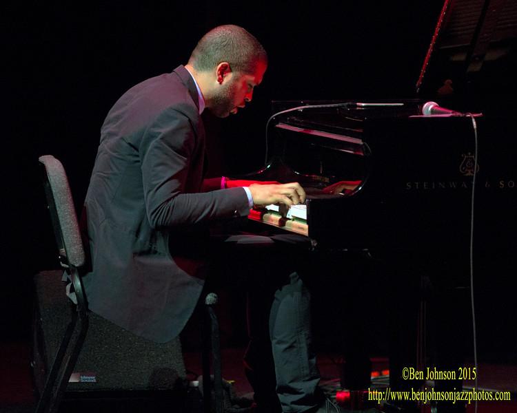 Jason Moran and The Bandwagon in Performance at The Kimmel Center in Philadelphia