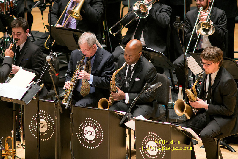 'Coming Home' - The Jazz Orchestra of Philadelphia performing at The Kimmel Center in Philadelphia