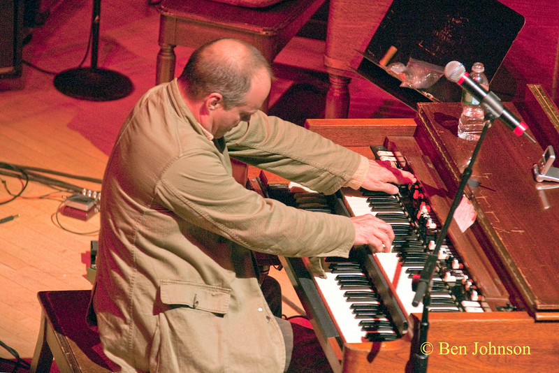 John Medeski Photo - A Jazz Organ Jam at the Kimmel Center for the Performing Arts in Philadelphia, Pa, April 30, 2010 featuring Trudy Pitts, Joey D. Francesco, John Medeski and Dr. Lonnie Smith