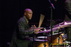 Ulysses Owens Jr. performing with Kurt Elling Photo -Performing at The Kimmel Center in Phialdelphia, PA, November 22, 2009