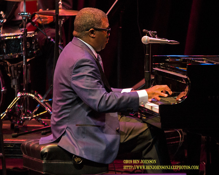 Marcus Roberts' New Jazz Generation Kimmel Center Philadellphia