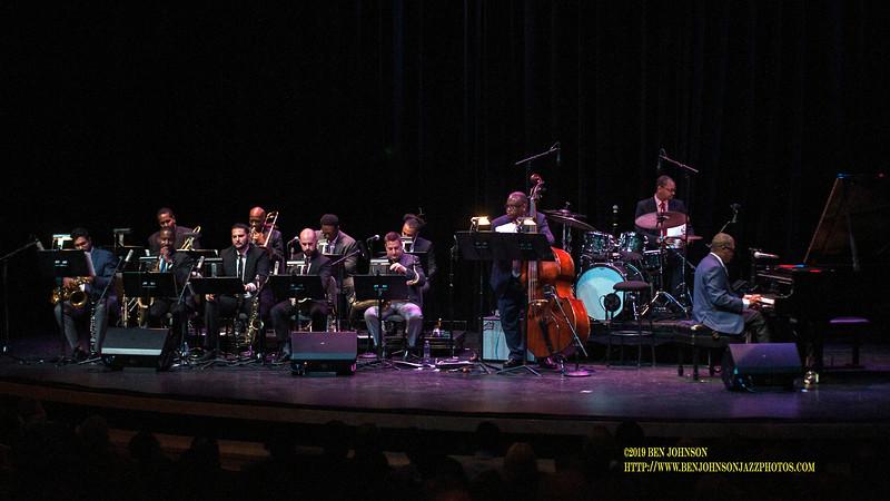 Marcus Roberts' New Jazz Generation Kimmel Center Philadellphia