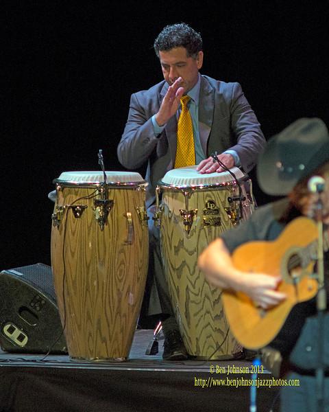 Orquestra Buena Vista Social Club performis in Philadelphia