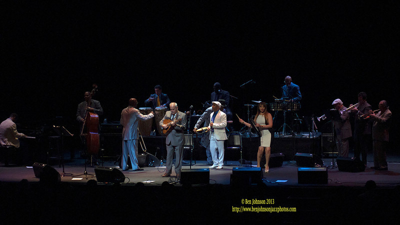Orquestra Buena Vista Social Club performis in Philadelphia