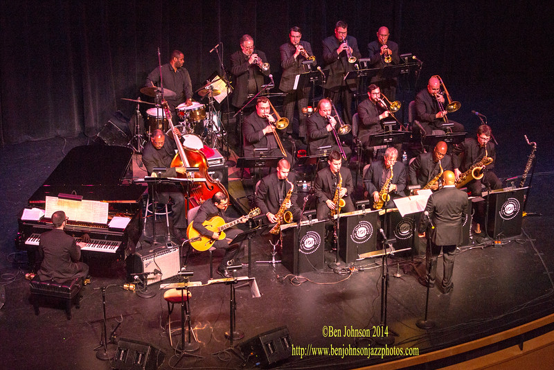 The Jazz Orchestra of Philadelphia's Bringin' in the Season concert Featuring Harlem Nutcracker