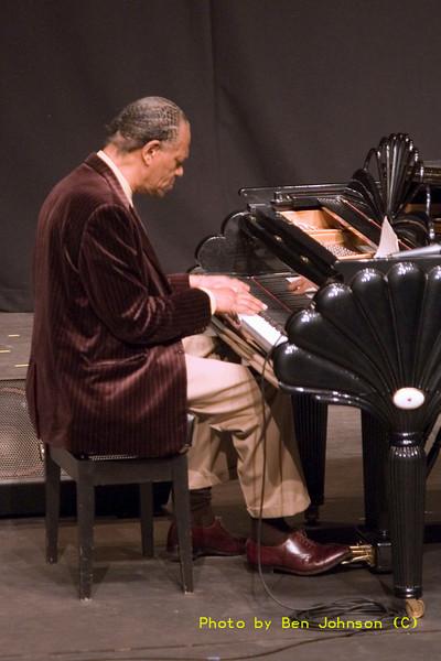 McCoy Tyner Photo - A Tribute to McCoy Tyner May 20 and 21, 2006, Temple University, Philadelphia, PA