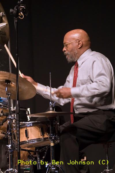 Eric Gravatt Photo - A Tribute to McCoy Tyner May 20 and 21, 2006, Temple University, Philadelphia, PA