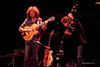 Pat Metheny with Larry Grenadier performing at The Grand Opera House in Wilmington Delaware on October 7, 2011