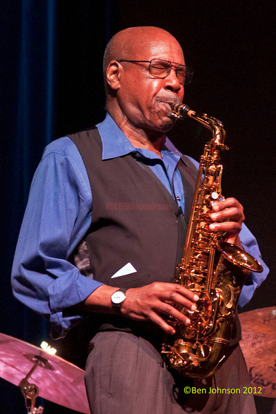 The Chicken Bone Beach Historical Foundation presented Sonny Fortune and his quartet at Dante Hall in Atlantic City New Jersey on May 19, 2011 in celebration on Sonny's 73rd Birthday. The Quartet consited of Sonny Fortune-Reeds, Lee Smith-Bass, Michael Cochrane-Piano, Steve Johns-Drums
