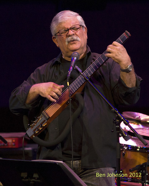 Dori Caymni with A tribute to Toots Thielemans in Rose Theater in Jazz At Lincoln Center on September 28, 2012